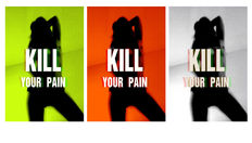 3 x Tehos Frederic Camilleri - I want to Kill your Pain