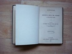 Matthew G.Lewis – Journal of a residence among the negroes in the west Indies – 1845