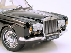 Paragon Models - Schaal 1/18 - Rolls-Royce Silver Shadow MPW 2-Door Coupé LHD