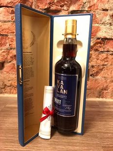 Kavalan Solist Vinho Barrique Single Cask Strength Limited Released