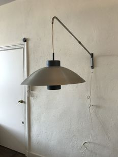 Unknown designer - metal wall light