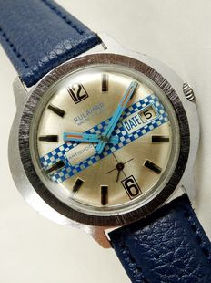 Rulamar - Ancre F1 - Swiss made men's watch - from the 1970s