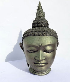 Brass Buddha, unknown period or country