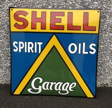 Shell Spirit Oils garage - approximately 2010