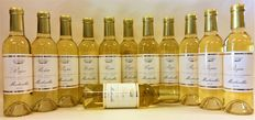 2014 Monbazillac Bajac – White Dessert wine - 12 bottles of 37.5 cl