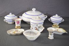 Herend Hungary - 11-piece collection