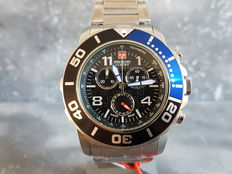 Swiss Military Hanowa - Men's wristwatch - 2017 - unworn.