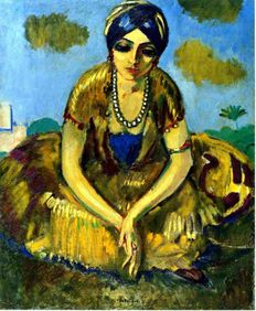 After Kees van Dongen (1877-1968)-Egipcia