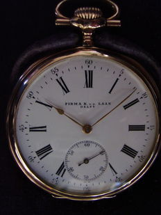 Omega men's pocket watch.
