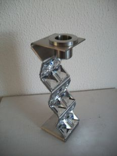 "Swarovski – ""Dressed Up"" candlestick"
