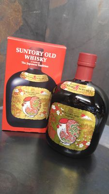 Suntory Old Whisky Zodiac Collection - Year of Rooster Limited Edition