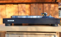 Pioneer turntable PL-514 X with original Headshell and Audio Technica element