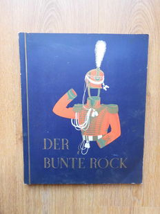 "Cigarette Picture Album ""The Colourful Skirt"" complete - Germany"