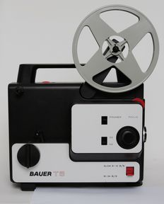 Bauer T 5 film projector