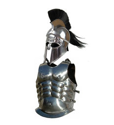 Handmade - Steel, Troy, Spartan Outfit - Wearable