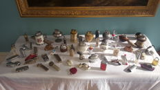 Large lot of 56 lighters -Europe,second half 20th century