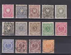 Germany 1880/1920 - a small collection