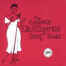 The complete Ella Fitzgerald song books on Verve 16-CD Box
