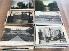 The Netherlands - legacy collection consisting of 711 postcards topography village and city views.