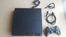 PS3 240GB Slim with controller Playstation 3 Dualshock Sony original