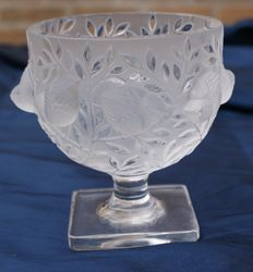 Lalique (France) - Elizabeth vase