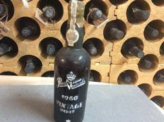 1960 Vintage Port Real Vinícola