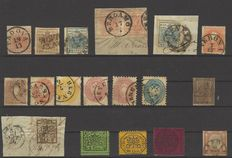 Old Italian States – small lot of stamps
