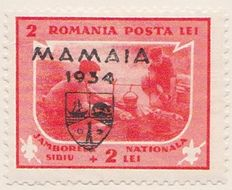 Roumania 1865/1940 - Collection on Album pages