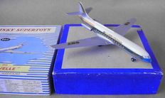 Dinky Toys-France - Scale 1/200 - Caravelle Airplane No.60f