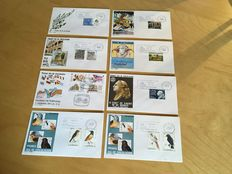 Spain 1978/1997 - Lot of 355 first day covers (FDC).