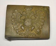 Austria - WW1 Military Buckle, bronze
