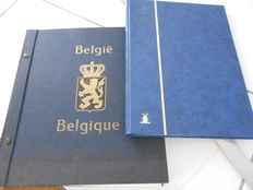 Belgium 1911/1969 – Davo album and stockbook collection