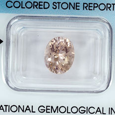 Morganite – 2.74 ct