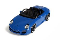 GT Spirit - Scale 1/18 - Porsche 911 997 Speedster blue