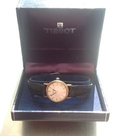 Tissot women's watch - 1970s - Swiss made - 17 jewels