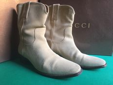 Gucci –Ankle boots.