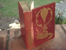 Fairy tales; The Crimson fairy book, edited by Andrew Lang - 1903