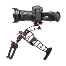 Zacuto Marauder video grip + GH3 pro FInder