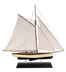 Authentic Models Classic Yacht 1930 large AS