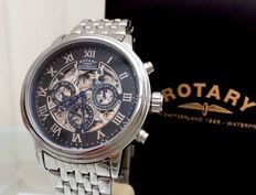 Mens-Rotary-GB00242-04-Automatic-Skeleton-Analogue