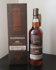 Glendronach 2002 PX 14 years old