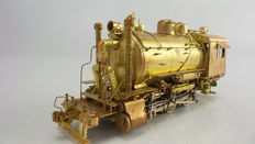 Westside Model company by Samhongsa H0 - 2299 - Brass fire-free steam locomotive Santa Fé