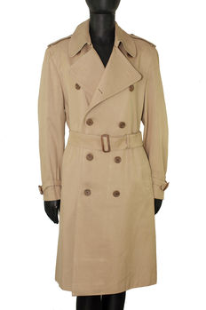 Burberrys Vintage Heritage Trench
