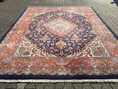 Very large Persian Kashmar! Very valuable! Investment! Oriental carpet, hand-knotted