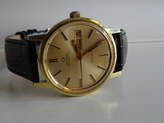 Omega Genève Day Date - Vintage men's wristwatch - 1973