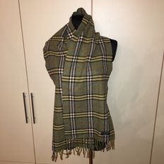 Burberry - Lambswool Scarf