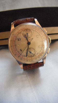 Chronographe Suisse men's watch - 1950
