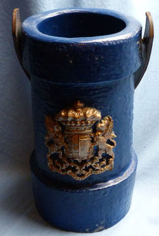 19th Century German States Artillery Shell Carrier
