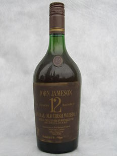 Jameson 12 years old. 1970s bottling.