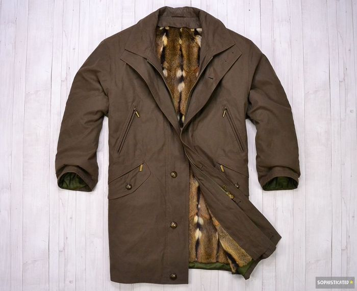 where can i buy another chance best shoes Walbusch - Fur lining jacket - Catawiki